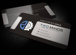 Best Of Business Card Design The Importance Of Business Card Design Two Minds Design And Sign
