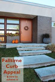 Home Decor Trends Winter 2016 Curb Appeal Through Fall And Winter