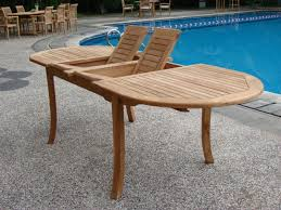 Wooden Patio Dining Set Teak Outdoor Dining Table Home Ideas Collection Teak