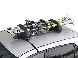 porta snowboard per auto portasci porta sci snowboard auto magnetico tigershark omologato m