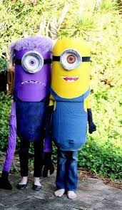 Purple Minion Halloween Costume 47 Minions Images Minion Cakes Biscuits