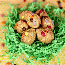 easter peanut butter eggs oatmeal peanut butter easter eggs a healthy no bake recipe