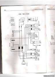 suzuki lt250 wiring diagram with schematic images 70476 linkinx com