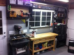 shop wall bench u0026 tool box harbor freight projects pinterest