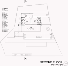 Multi Level Floor Plans Multi Level Mountain House In Mexico