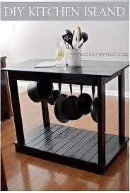 how to make a kitchen island with seating 25 gorgeous diy kitchen islands to make your kitchen run
