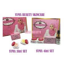 Toner Syma syma skincare new packaging syma 3in1 syma 4in1 11street