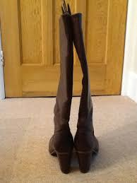 ugg boots sale christchurch crew clothing brown leather boots size 38 uk 5 in