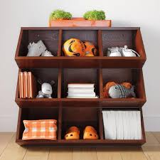 Storage Bins For Shelves by Multi Bin Organizers At Brookstone U2014buy Now
