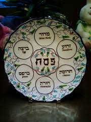 messianic seder plate messianic passover seder biblical holidays