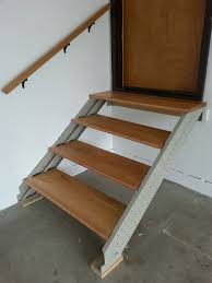Retractable Stairs Design Stair Kits For Basement Attic Deck Loft Storage And More