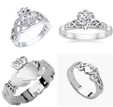 the claddagh ring claddagh rings for bridal and sapphires