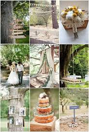 Backyard Reception Ideas I Really Like The U0027family Tree U0027 Idea For Backyard Weddings