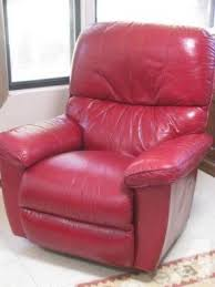 red leather recliners sale foter