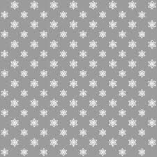 grey wrapping paper free printable grey snowflake patterned gift wrap paper papiers