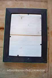 how to make a beadboard picture frame adventures of a diy mom