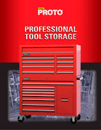 professional tool chests and cabinets proto professional tool storage proto pdf catalogue technical