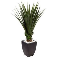 artificial plants artificial plants flowers home accents the home depot