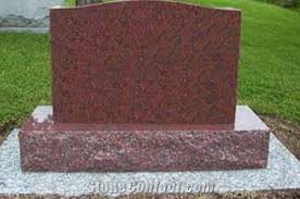 granite monuments indian granite monument tombstone upright monuments