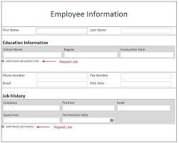 employee info form exol gbabogados co