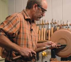 pbs star tim yoder launches popular woodturning online show