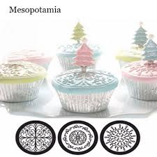 Embossing Templates Card Making - online shop diy scrapbooking snow bud silk lace cake cookies mould