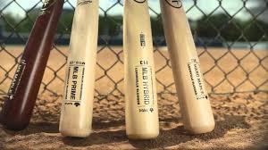 louisville slugger labs mlb prime maple baseball bats youtube