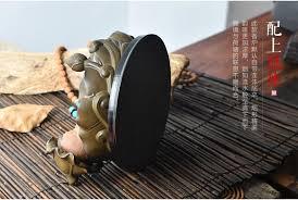 Buddhist Home Decor Backflow Incense Burner Lotus Child Buddhist Incense Holder Aroma