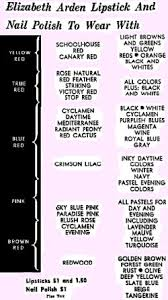 retro colors 1950s retro housewife beauty and cosmetics in the 1950 s