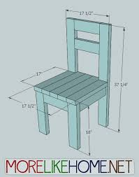 Armchair Measurements More Like Home Day 4 Build A Simple Chair With 2x4s