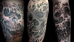 15 water skull ideas to accompany your sleeve