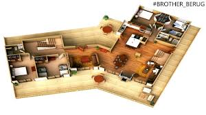 3d floor design house design 3d u0026 floor plan 3d youtube