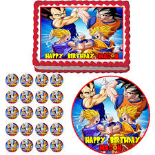 z cake toppers z edible birthday party cake cupcake toppers plastic