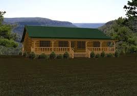 single story log homes floor plans u0026 kits battle creek log homes