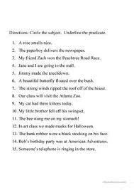 24 free esl identify worksheets