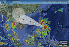 Caribbean Weather Map by Pdc Weather Wall Tropical Cyclone Activity Report World U0026 039 S