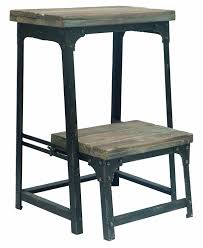 The Kitchen Collection Locations Amazon Com Crestview Collection Industrial Step Stool Kitchen