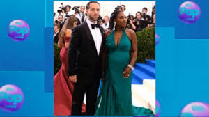 film serena adalah serena williams and alexis ohanian s fairy tale wedding video abc news