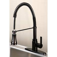 rubbed bronze pull kitchen faucet continental rubbed bronze pull kitchen faucet free