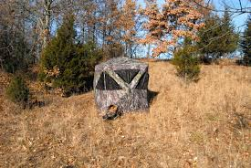 Best Hunting Ground Blinds Primos The Club Xl Ground Blind Review Hunting And Conservation News