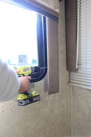 remove rv window valences mountainmodernlife com