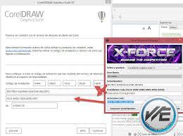 coreldraw x7 u0026 keygen win7 8 8 1 32 64b updated xforcecracks
