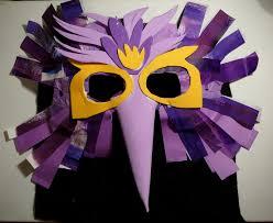 crow mask halloween