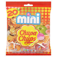 chupa chup chupa chups mini bag 20 per pack from ocado