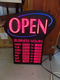 Open Light Up Sign Abi 417 Convenience Store Must Haves In St Louis Park Minnesota