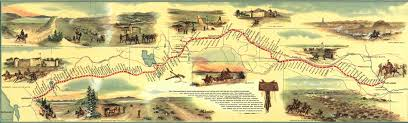 Ups Shipping Map 10 Things You May Not Know About The Pony Express History Lists