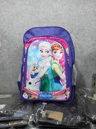 film kartun anak sekolah jual tas kartun film frozen tas kartun anak sekolah sd murah