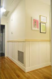 Where To Put Wainscoting In The Home Our 57 Board And Batten Tutorial It U0027s Surprisingly Easy