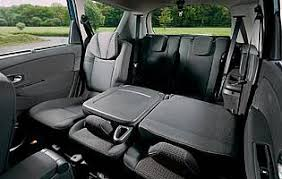 Renault Scenic 2005 Interior Car Reviews Renault Grand Scenic 1 6 Dci Dynamique The Aa
