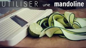 mandoline en cuisine comment utiliser une mandoline bases de la cuisine